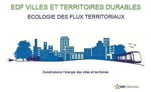 EDF favorise les échanges d'énergies et de matières premières à l'échelle du territoire