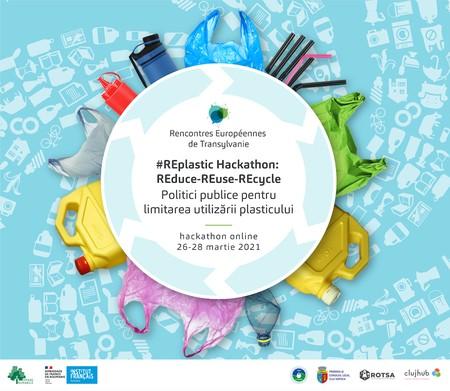 #REplasticHack: REduce-REuse-REcycle