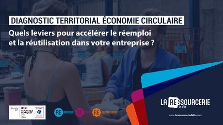 Participez à l'enquête -  Diagnostic territorial Réemploi et Réutilisation sur Nantes Métropole