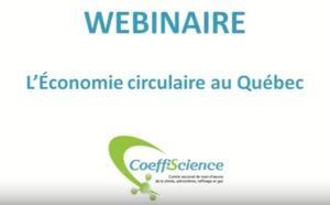 Circular economy in Quebec - MOOC