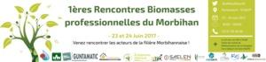 Rencontres BIOMASSES Professionnelles du Morbihan