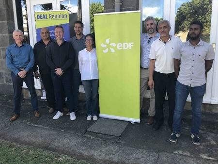 SYNERGIE PEI se déploie dans le Sud de La Réunion grâce au partenariat avec EDF