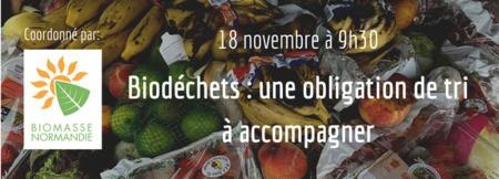 18.11.21 / Webinaire déchets du RARE  :