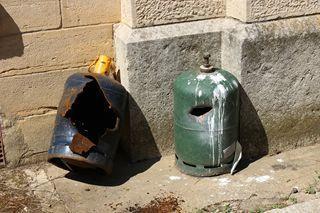 Collecte et la valorisation des d chets de bouteille de gaz par les distribut - Distributeur bouteille de gaz ...