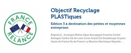 Lancement de ORPLAST 3, un dispositif de soutien aux PME pour augmenter l'utilisation de matières plastiques issues du recyclage