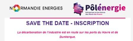 WEBINAIRE Décarbonation de l'Industrie - Retour d'expérience Le Havre