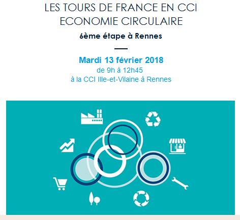 Les Tours de France CCI Economie Circulaire