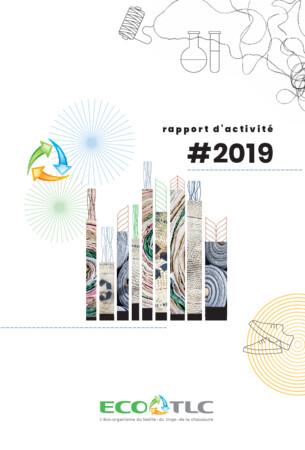 Rapport d'activité 2019 Eco TLC / Refashion