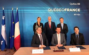 Creation of a Quebec circular economy platform joining the circular economy network