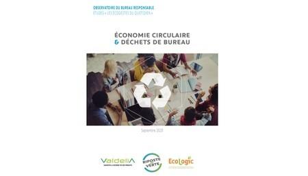 Étude sur l'Économie circulaire et les déchets de bureau