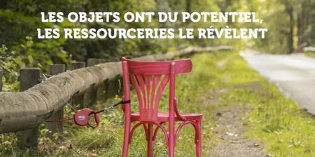 Semaine nationale des Ressourceries du 5 au 11 octobre 2020