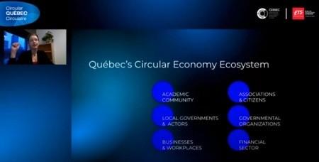 [vidéo] Québec circulaire : apprentissages d'une province nord-américaine en transition