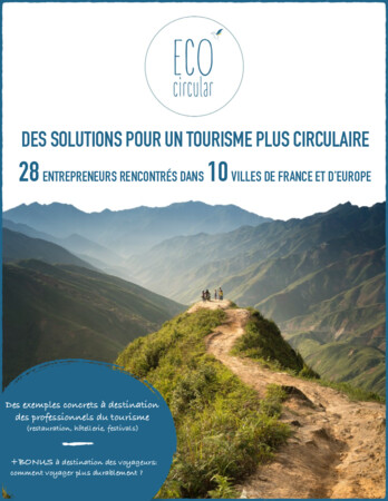 Des innovation pour un tourisme plus circulaire
