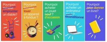 Campagne de sensibilisation ADEME : Nos objets ont plein d'avenirs