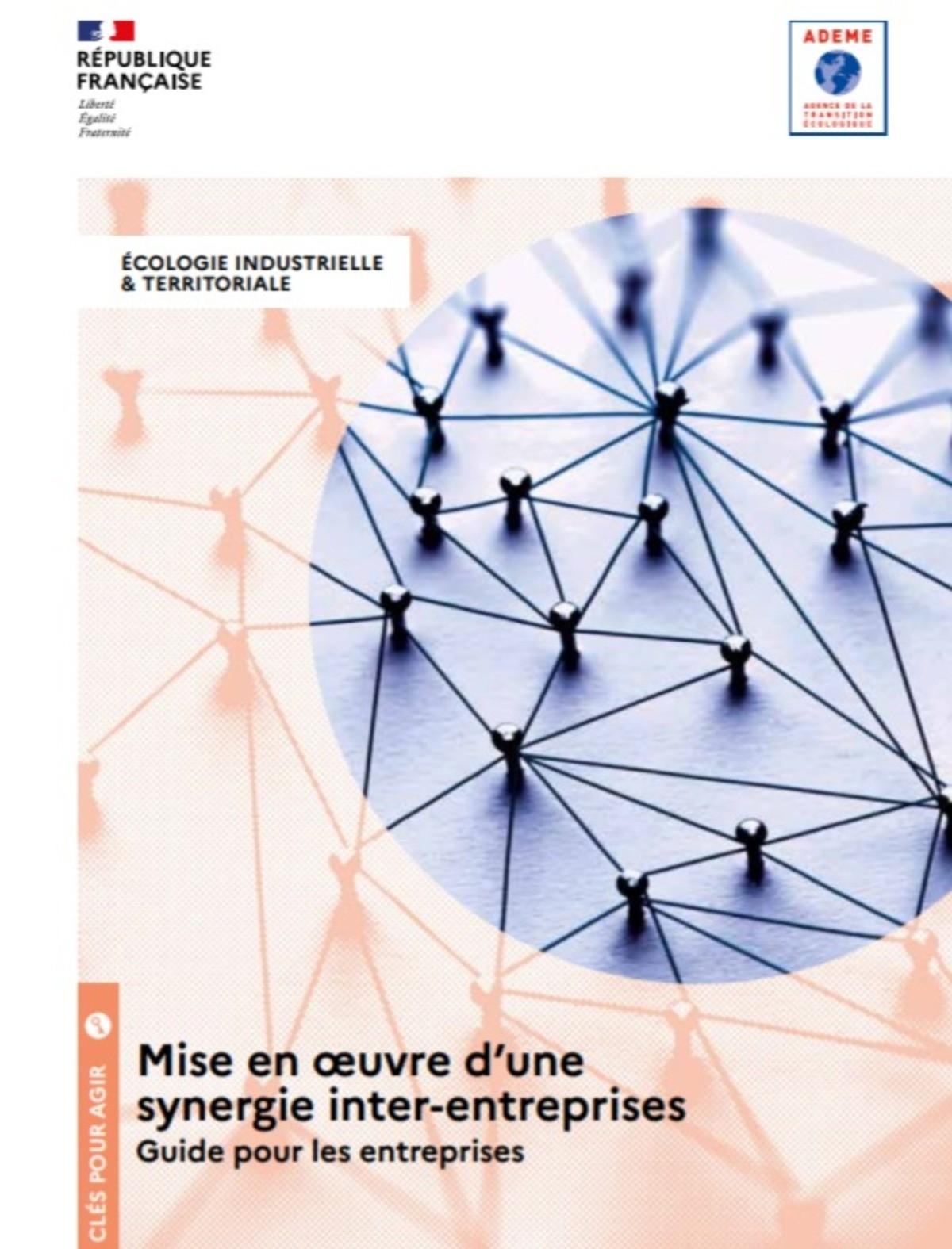 Guide ADEME d'accompagnement à la mise en oeuvre d'une synergie d'EIT à destination des entreprises