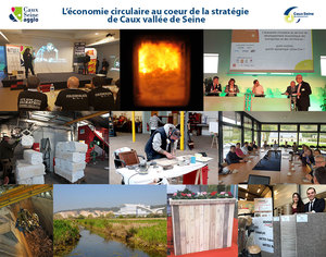 INNOVATION THROUGH THE CIRCULAR ECONOMY TO STRENGTHEN THE ECONOMIC ATTRACTIVENESS OF THE AREA AROUND THE RIVER SEINE