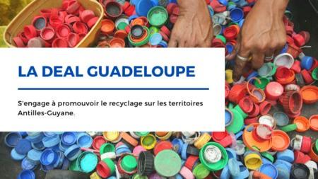 Recyclage sur les territoires Antilles - Guyane
