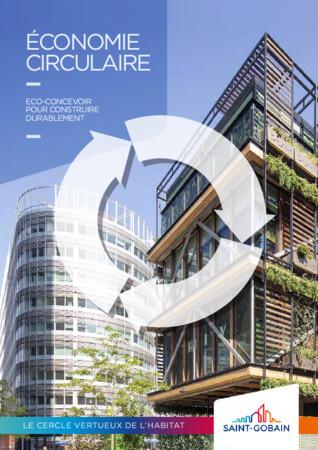 Brochure Economie Circulaire du Groupe Saint-Gobain 2021