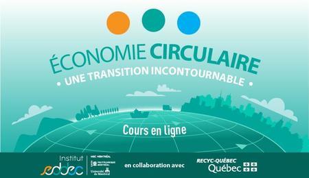 À vos agendas : 3e édition du MOOC en économie circulaire (une transition incontournable) !