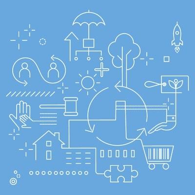 Webconférence sur l'économie circulaire : concept, normes et labels