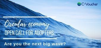 C-Voucher - des subventions jusqu'à €15.000 pour adopter l'économie circulaire dans votre entreprise !