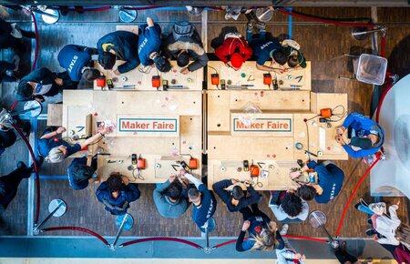 Maker Faire Paris 2021 - Edition Digitale 100% gratuite
