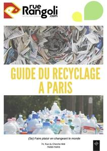 Guide du recyclage à Paris