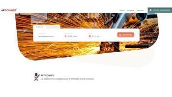 création d'une plateforme numérique pour le réemploi de matériaux des artisans du batiment