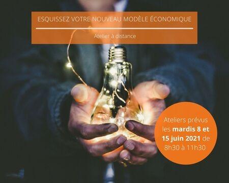 Atelier digital Economie de la fonctionnalité et stratégie d'entreprise - 8 et 15 juin