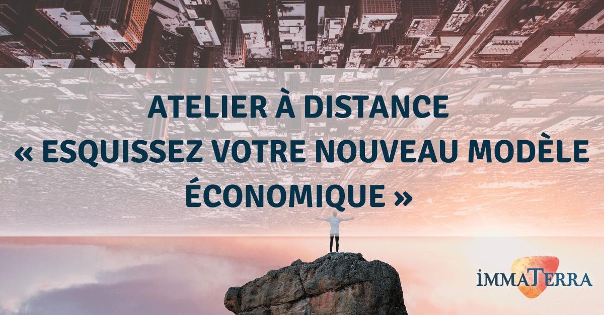 Atelier digital Nouveaux Modèles Economiques : 16 mars