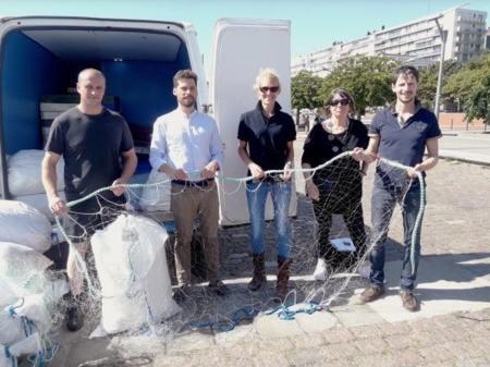 Vu en Littoral Somme et côte d'Opale : Projet pêche écologique