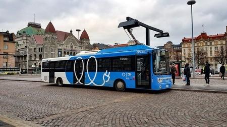 AMI : Etude de faisabilité d'exploitation de bus électriques à destination des collectivités