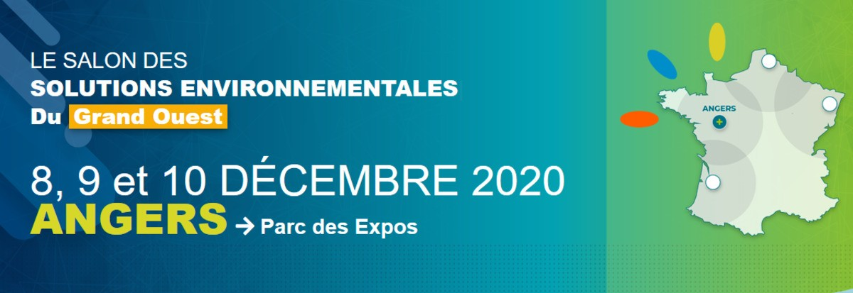 Salon des solutions environnementales : EnviroPro Grand Ouest, édition 2020