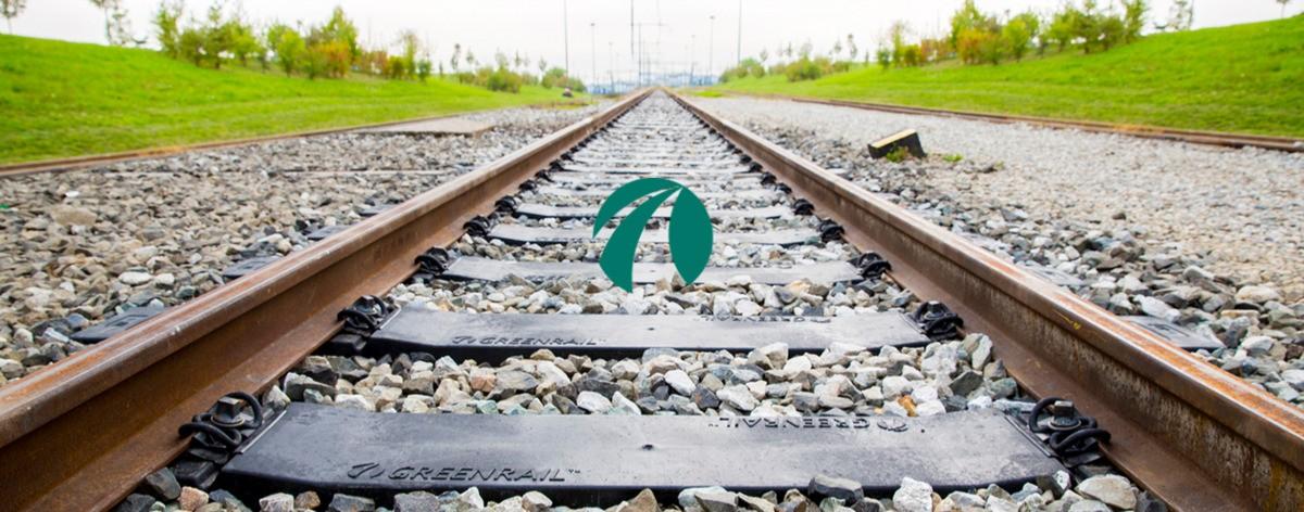 GreenRail : des traverses de chemins de fer à partir de déchets recyclés