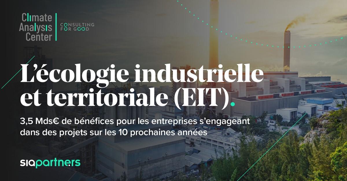 Perspectives de déploiement de l'EIT en France par le cabinet Sia Partners