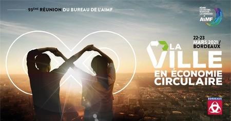 [COLLOQUE] La ville en économie circulaire - AIMF