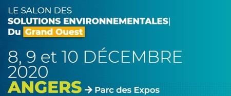Notez ces dates !  8, 9 et 10 décembre 2020 au parc des expositions à ANGERS  !