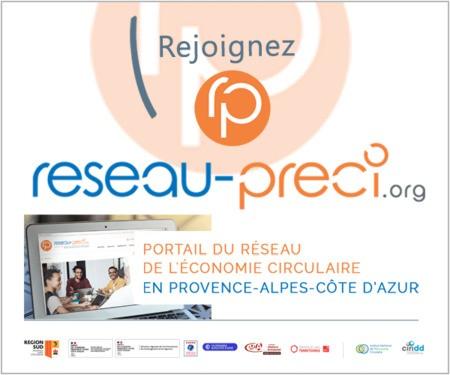 Le Réseau des plateformes de l'économie circulaire s'agrandit : bienvenue aux acteurs de Provence-Alpes-Côte d'Azur !