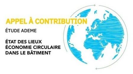 Appel à Contributions : étude ADEME