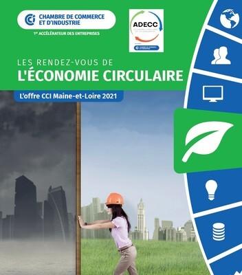 Les rendez-vous 2021 Economie Circulaire / CCI du Maine et Loire